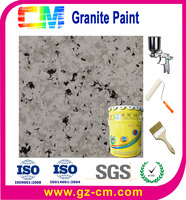 Waterproof Natural Granite Stone Paint for Building wall