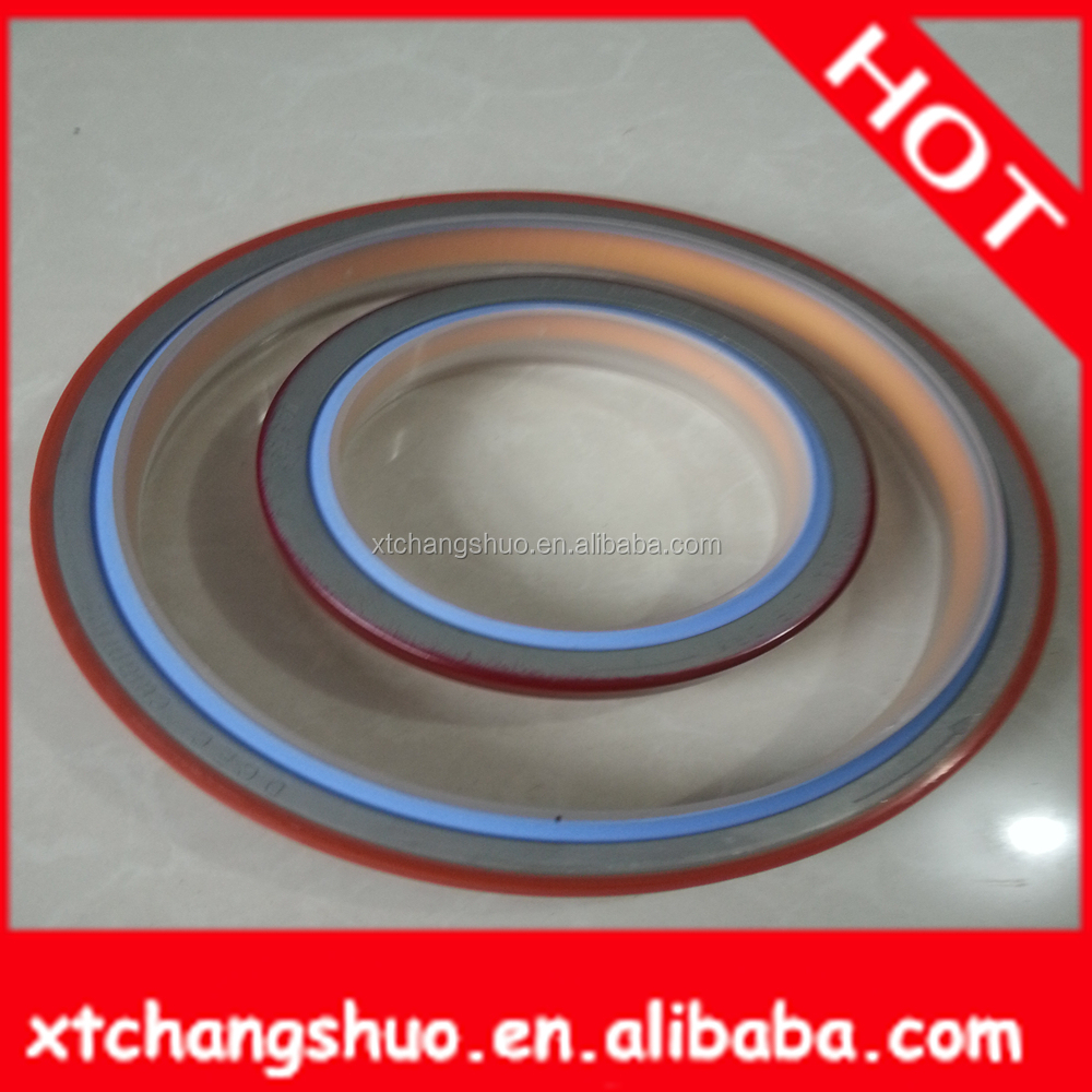 auman balanced drive shaft oil seal TC NBR oil seal SIZE:17*28*7.3