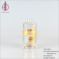 Hot selling cheap chinese liquor bottles luxurious glass bottle liquor bottle with low price