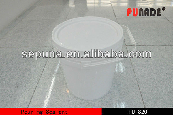 Liquid PU pouring sealant for runway seal/concrete paint sealer