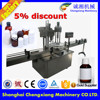 Hot sale automatic pet capping machine manufacturer, pet bottle capping machine price