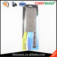 Stainless Steel Kitchen Slicing Meat Vegetable Knife Professional Chef Cleaver Knives
