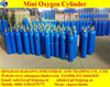 China Medical Small Portable Oxygen Cylinder Size