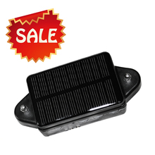 Solar Powered GPS Vehicle Tracker with Extra Strong magnetic pin