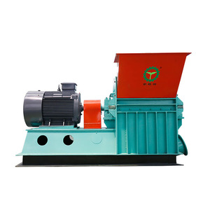 Wood/bamboo chips crusher