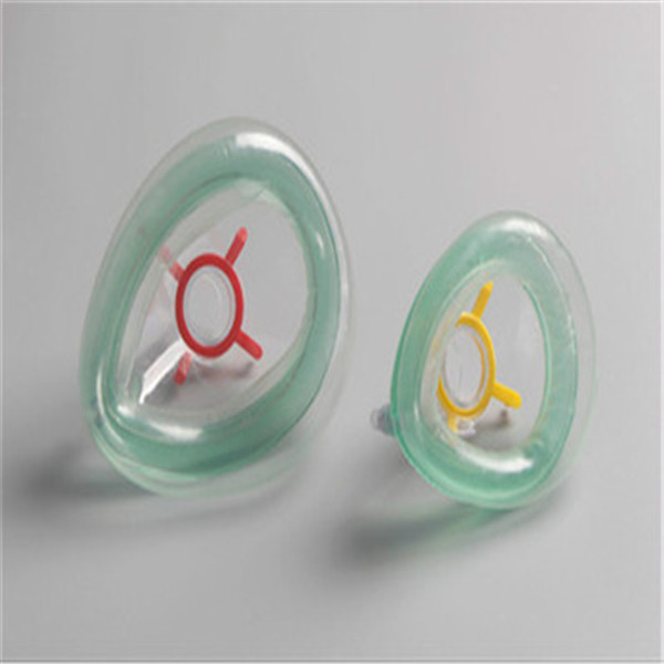 hospital disposable pvc anesthesia breathing mask