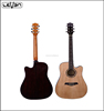 "Guitar facotry 41"" cutaway acoustic guitar"