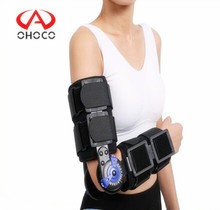 OHOCO orthopedic arm fracture elbow immobilizer Elbow Brace hinge elbow support / splint,Arm Sling,back support brace with steel