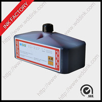 Red Ink IC-227RD For Domino Printer