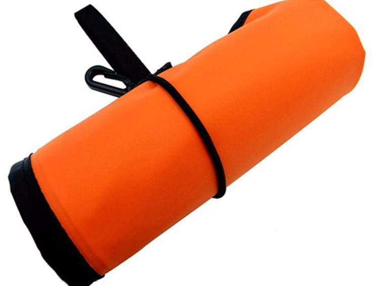 SMB-014 Scuba Diving SMB Safty Sausage 1.4m 400D Nylon Surface Marker Buoy