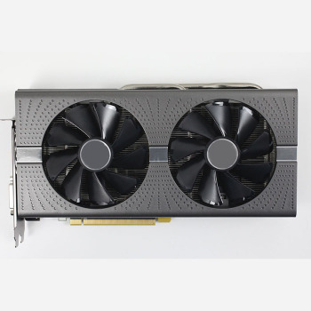 2018 stock fast delivery Sapphire XFX AMD Radeon RX570 RX580 Nitro+ DDR5 4G 8G Mining Graphic cards for ETH Zcash XMR 30MH
