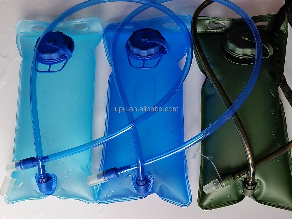 Hot sale TPU 2.5L water bladder and hydration bag