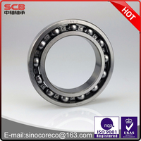 Single row deep groove ball bearing for electric motor ball bearing 6013 6013ZZ 6013-2RS 6013N 65*100*18mm