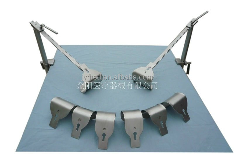abdominal surgery suspensory retractors surgical instruments set