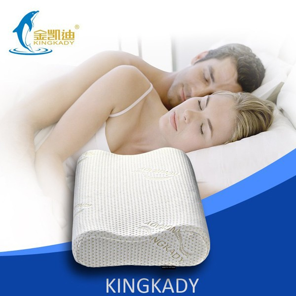 bamboo charcoal memory pillow, Guangzhou Kingkady high quality cheap massage pillow