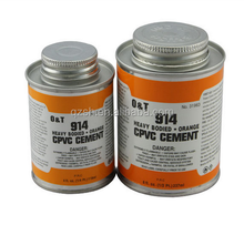USA QUALITY CPVC PIPE CEMENT/Middle East market cpvc pipe glue