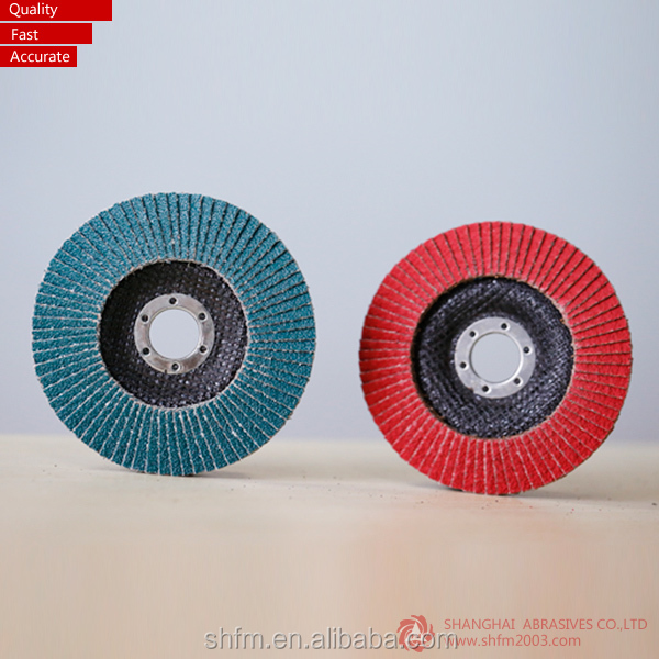 Manufacturer Of Flap Disc With Fiberglass Backing