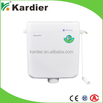 Most durable expose cistern for high level toilet