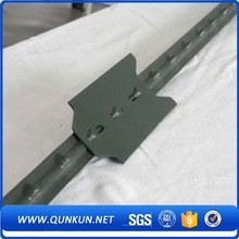 Wholesale Black Painted High Quality Agricultural Heavy Duty T And Y Type Of Fence Post