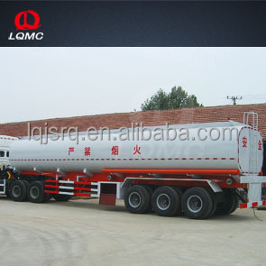 all kinds of oil trailer tanker on hot sale