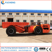 Good Choice Underground Mining Truck with Hydraulic Lifting System