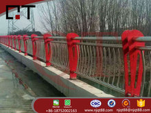 China Manufacture Best Price Stainless Steel Balustrade Handrail for Roadside