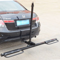 Hitch mounted motorcycle carrier dirt bike/sports bike