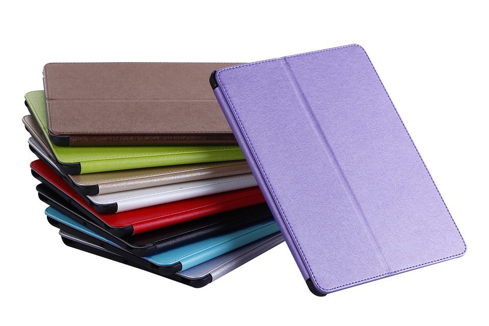 IPAD5 Cover Case, 10 Different Colors
