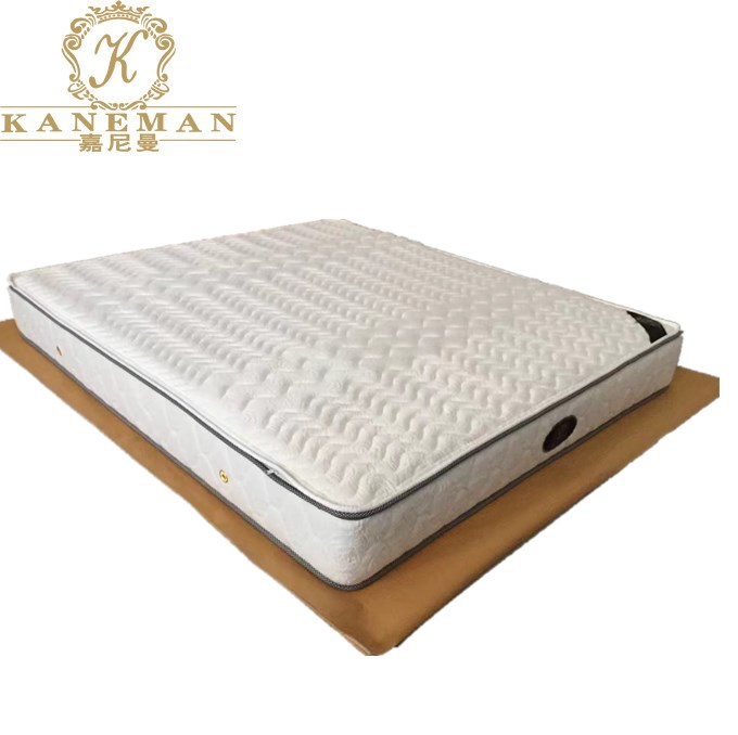 Sleeping well no compressed firm coconut fiber with spring mattress - Jozy Mattress | Jozy.net