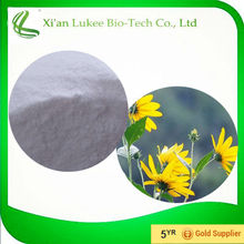 Organic Inulin Powder extract from Jerusalem artichoke