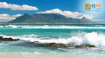 QVI Club Yamkela to Cape Town Package (6 Days/ 5 Nights in 2-bedroom)