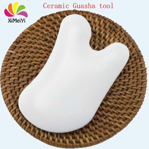 2015 Gua Sha Therapy Tool Facial Treatment Scrapping Plate X-022