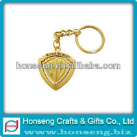 decorative rubber band key ring