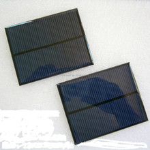 1w 5v Epoxy mini solar cell