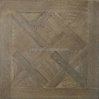 Versaille Panel Parquet wood flooring for interior decoration, made in china