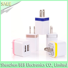 Hot Selling Good Quality Factory Price EU Plug Mobile Phone Wall Charger for Samsung Galaxy S6 S6 edge Travel Charger