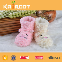 cute warm canadian winter embroideres boots for women