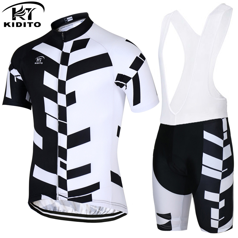 Pro KIDITOKT Brand Summer Cycling Jerseys Bicycle Clothing/cycling wear set/mtb bike sportswear Bicycle Clothes