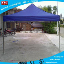 2017 simple design customized Pop up Tent Canopy (hexagon-leg folding tent)-40mm