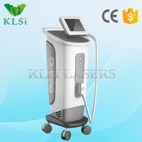 0.5kg diode laser handle , KLSi diode laser hair removal machine , easy for women use