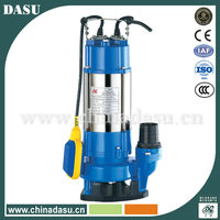 Sewage Centrifugal Submersible Water Pumps Pompa
