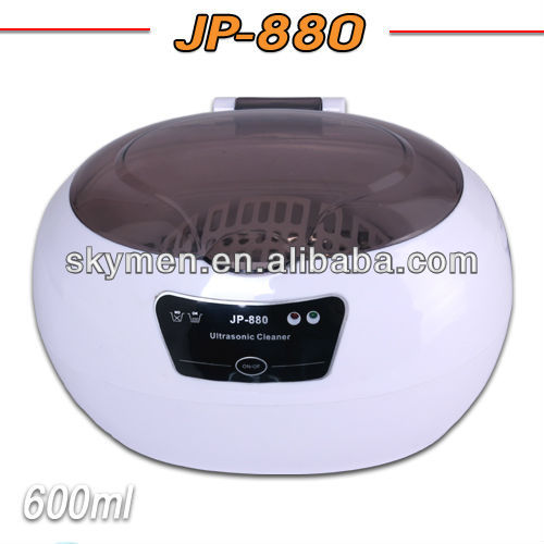 mini ultrasonic ear and ring cleaner