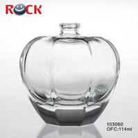 100ml hot sale perfume car air freshener glass bottle