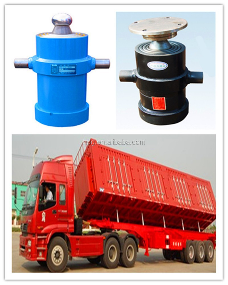 Manufacture 12V DC/ 24V DC Tipping Trailer Small Hydraulic Power Systems
