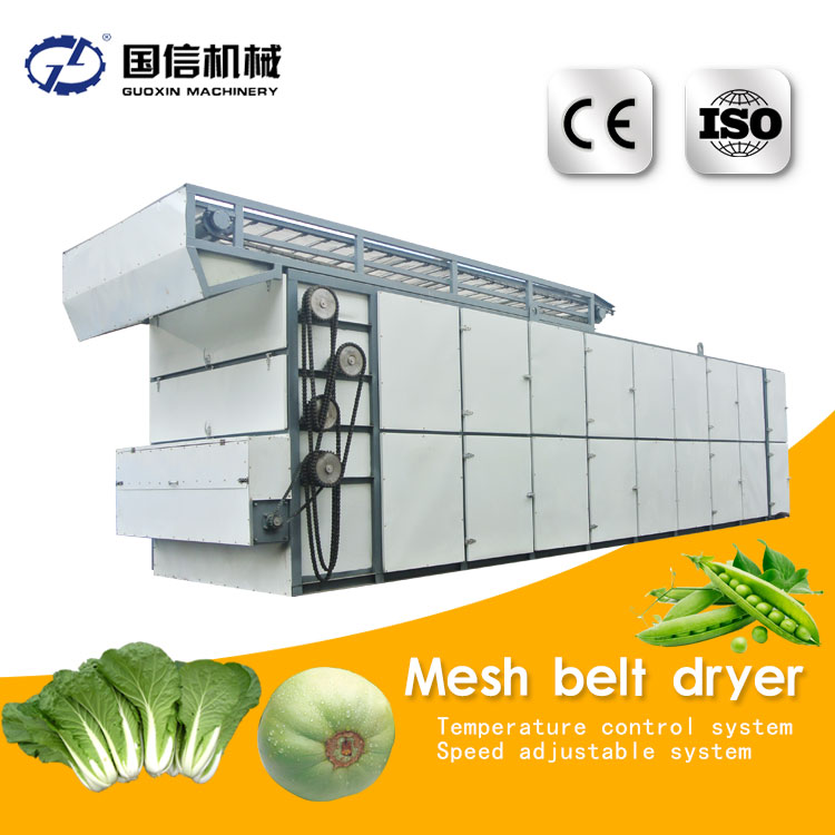 Ginger Herb Onion Tea Moringa Leaf Cassava Vegetable Rice Industrial Food Drying machine