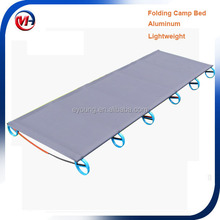Outdoor Sleeping Folding Ultralight Aluminium Alloy Camping Cot