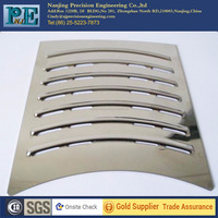 china perfect customized stainless steel bending and stamping case