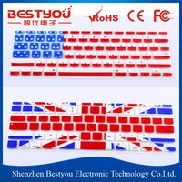 Factory Price Custom Silicone Keyboard Cover