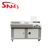Dual-Mode Concept hot melt glue binding machine BM600