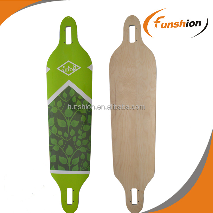 blank skateboard decks wholesale maple long board
